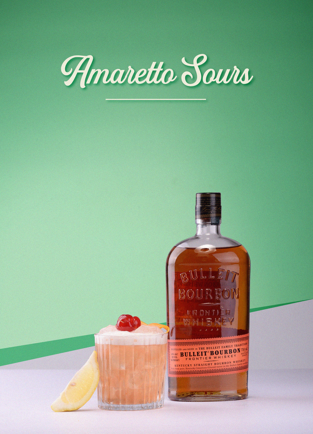 Amaretto Sours Cocktail Box
