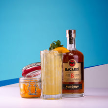 Load image into Gallery viewer, Bacardi 8 Year Old Cocktail Box