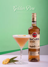 Load image into Gallery viewer, Bacardi Carta Oro Cocktail Box