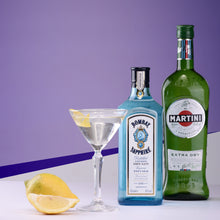 Load image into Gallery viewer, Bombay Sapphire Gin Martini Box