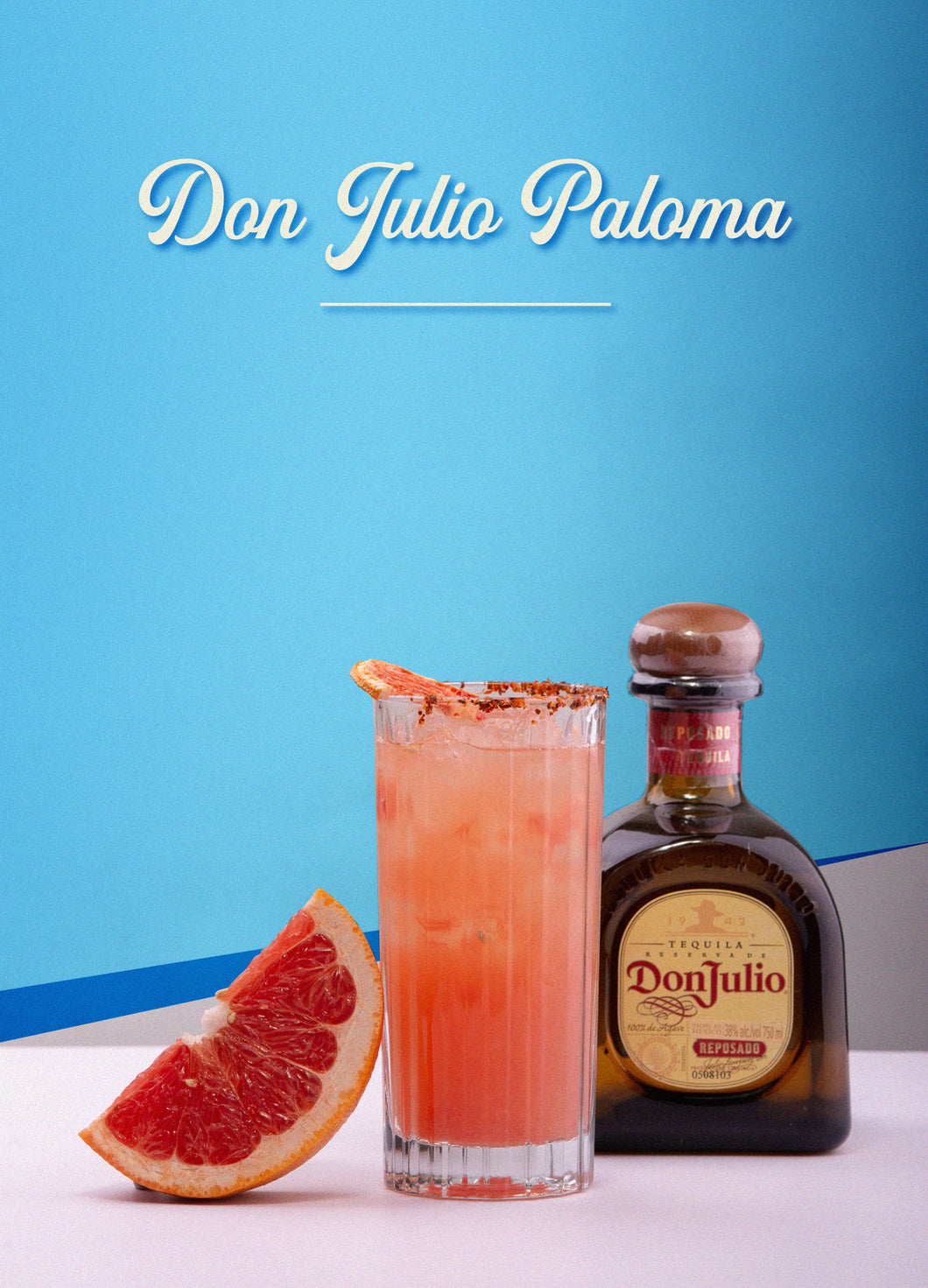 Don Julio Paloma Cocktail Box
