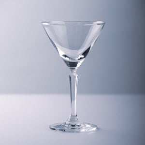 Speakeasy Martini Glass