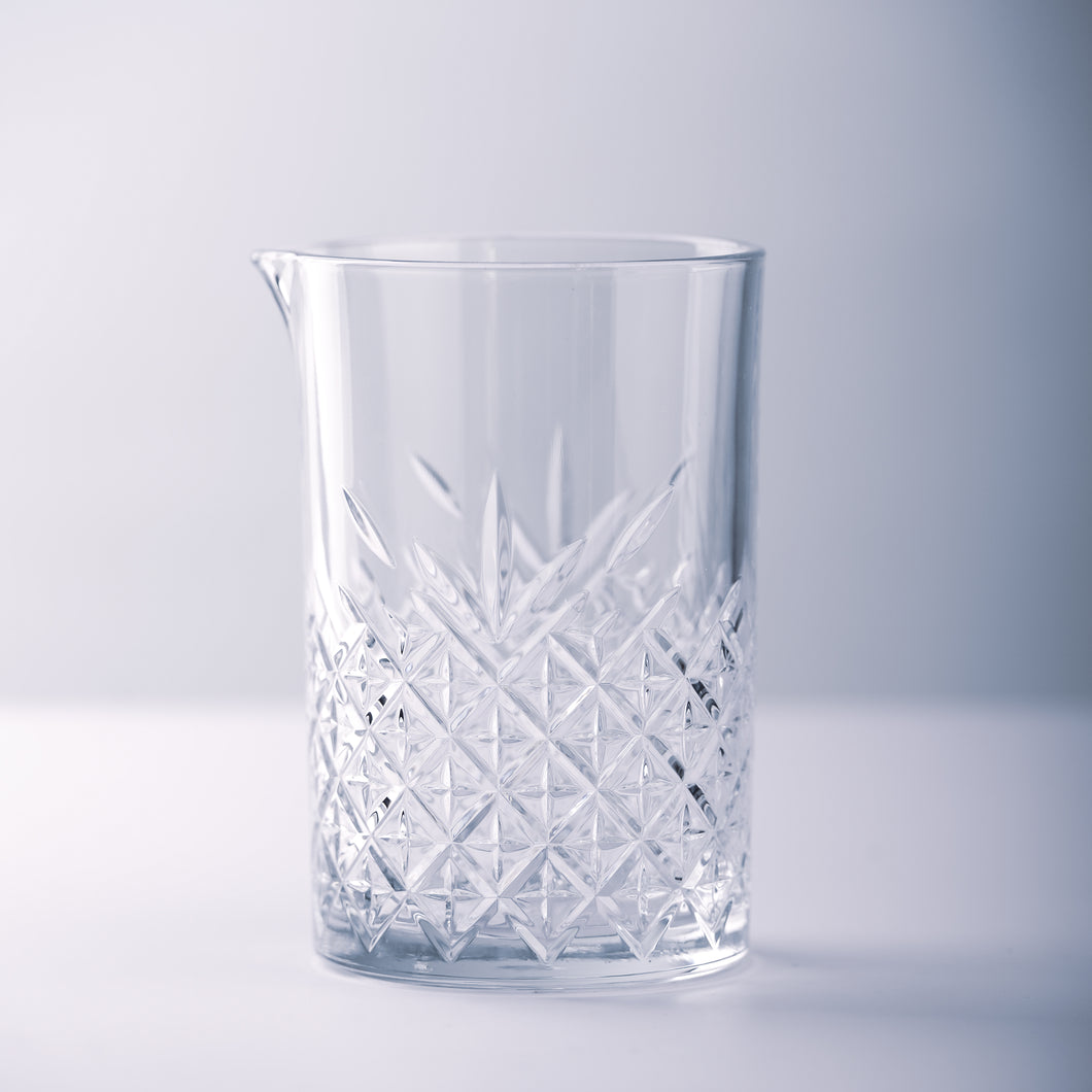 Timeless Mixing Glass