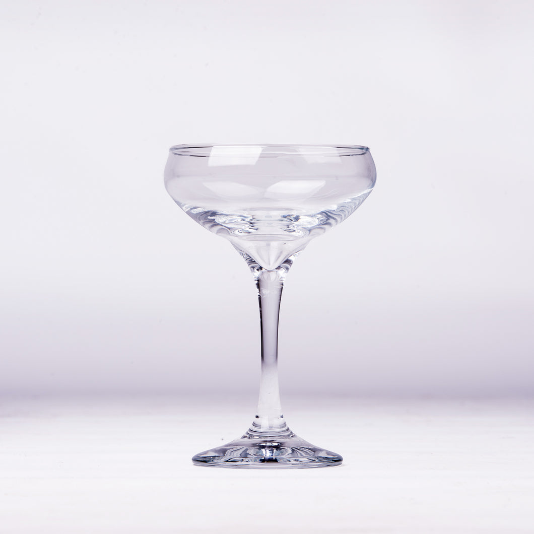 Champagne Coupe Perception