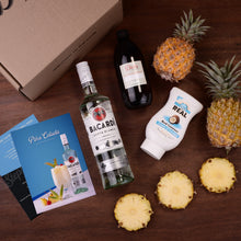 Load image into Gallery viewer, Piña Colada Cocktail Box