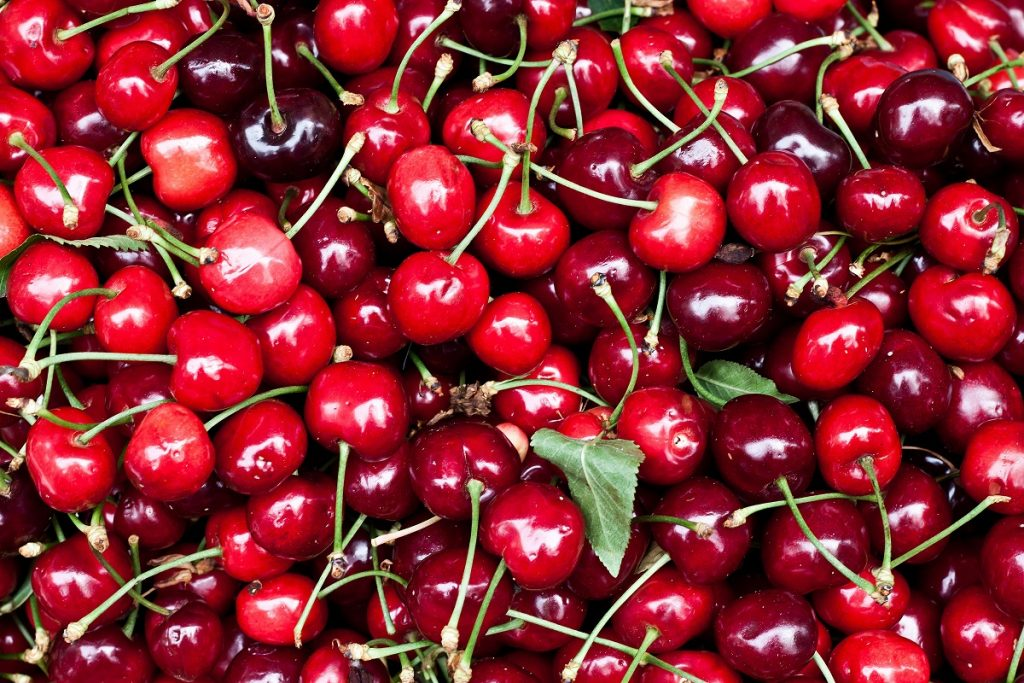 Simply Prep Vacuum Packed Fresh Cherries