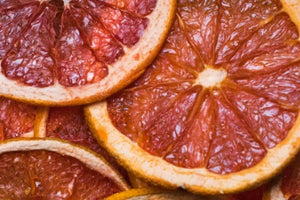 Simply Prep Dehydrated Grapefruit Wheels