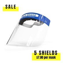 Load image into Gallery viewer, Face Shield Personal Pack - The Mask Project