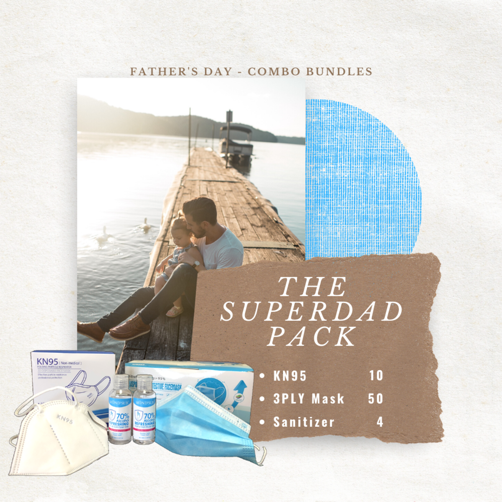 Super Dad Pack - Combo - The Mask Project