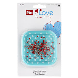 Prym Love - Pelote aimantee et epingle tete verre 9gr