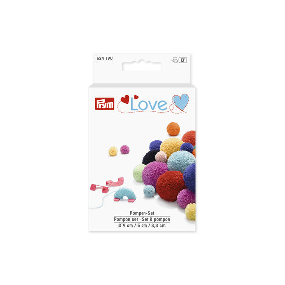 Prym Love - Set à pompon