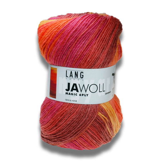 Lang Yarns Jawoll Magic 6-Fach/6-Ply