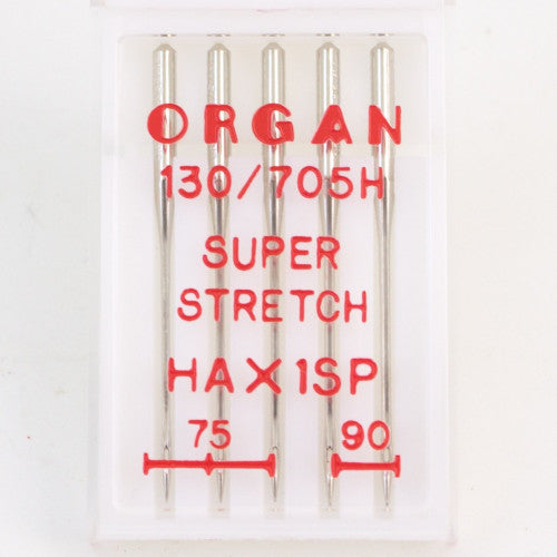 Organ - 5 Aiguilles machine Super Stretch 75/90