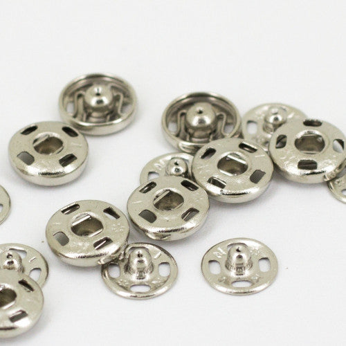 Boutons pressions 10mm x8