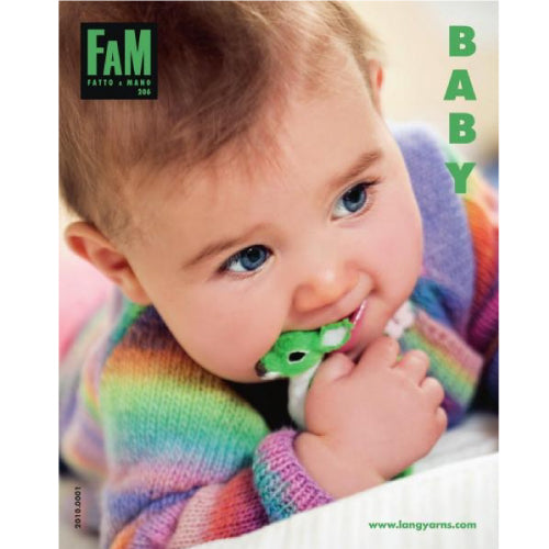 Catalogue Lang Yarns FAM 206 Baby