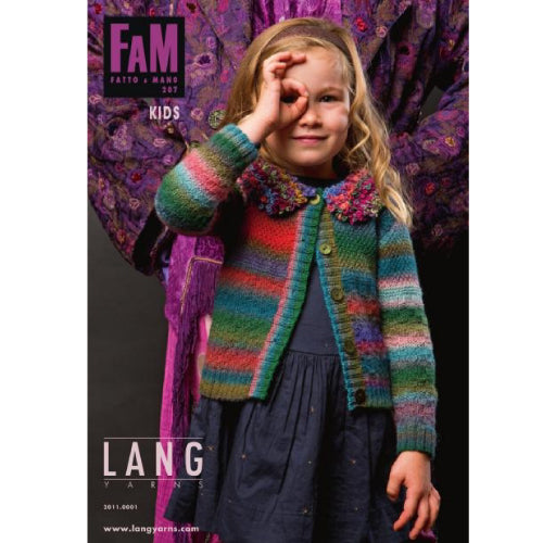 Catalogue Lang Yarns FAM 207 Kids