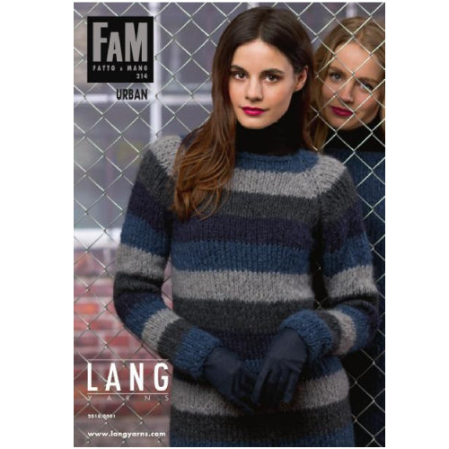 Catalogue Lang Yarns FAM 214 Urban