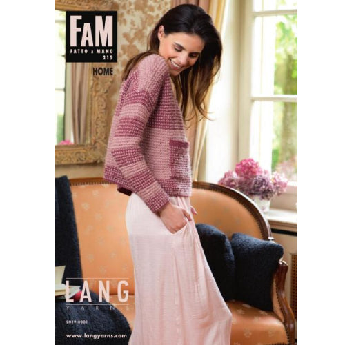 Catalogue Lang Yarns FAM 215 Home
