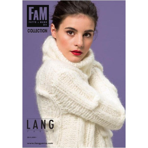 Catalogue Lang Yarns FAM 211 Collection