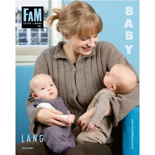 Catalogue Lang Yarns FAM 221 Baby
