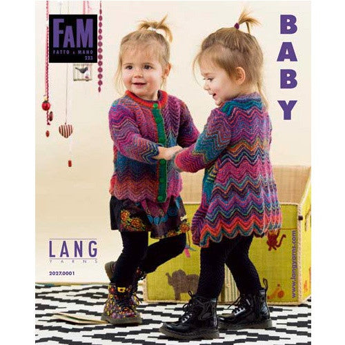 Catalogue Lang Yarns FAM 223 Baby
