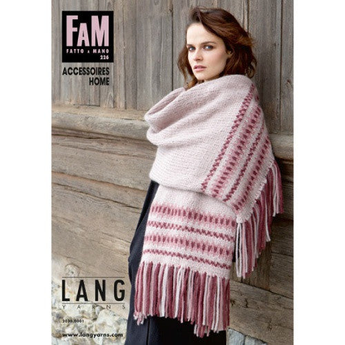 Catalogue Lang Yarns FAM 226 Home & Accessoires