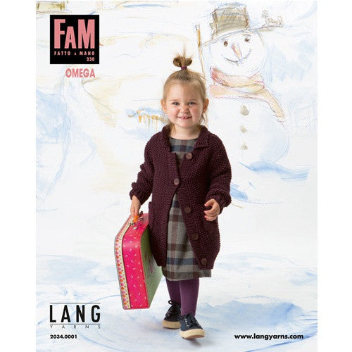 Catalogue Lang Yarns FAM 230 Omega