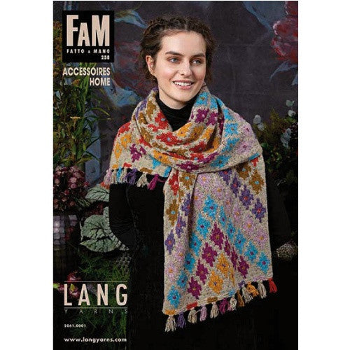 Catalogue Lang Yarns FAM 258 Accessoires & Home