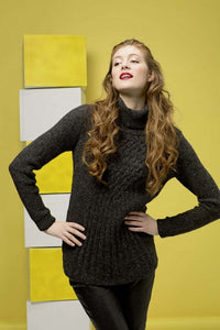 Modèle tricot Pullover - FAM 211 007 | Lang Yarns