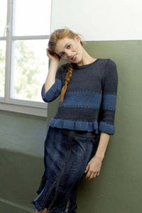 Modèle tricot Pullover - FAM 220 007 | Lang Yarns