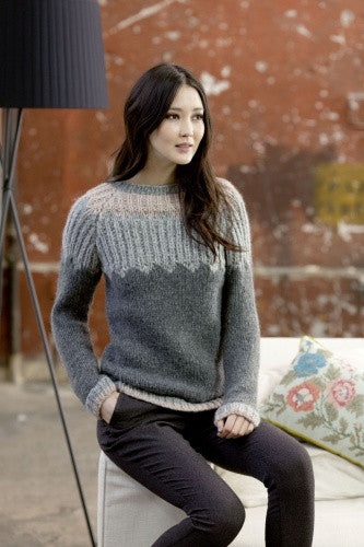 Modèle tricot Pullover - FAM 225 002 | Lang Yarns