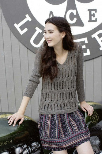 Modèle tricot Pullover - FAM 232 010 | Lang Yarns