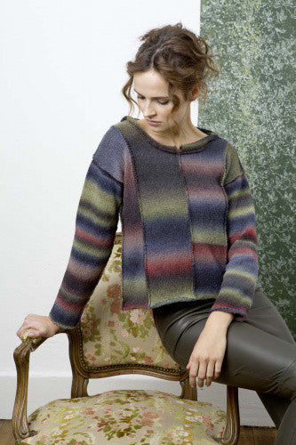 Modèle tricot Pullover - FAM 236 024 | Lang Yarns