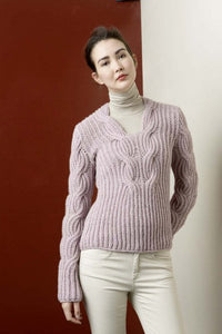 Modèle tricot Pullover - FAM 238 039 | Lang Yarns