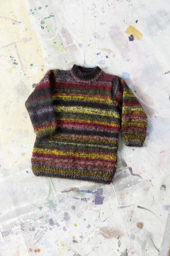 Modèle tricot Pullover - FAM 241 022 | Lang Yarns