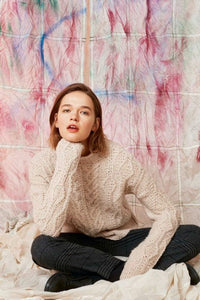 Modèle tricot Pullover - FAM 261 57 | Lang Yarns
