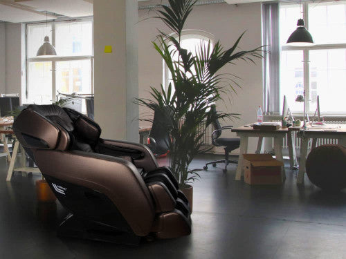 6 Reasons Every Office Needs a Massage Chair