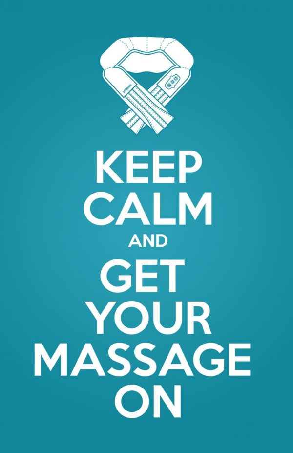 Keep Calm and Get Your Massage On:  Activities We Love Even Though They Stress Us Out