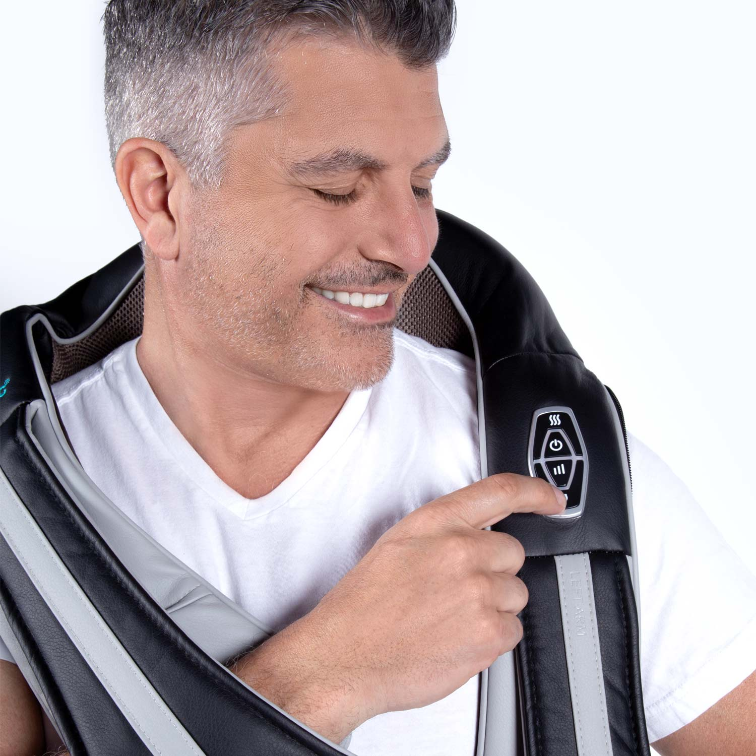 Recertified IS-3000 PRO InstaShiatsu+ Neck and Back Massager with Heat