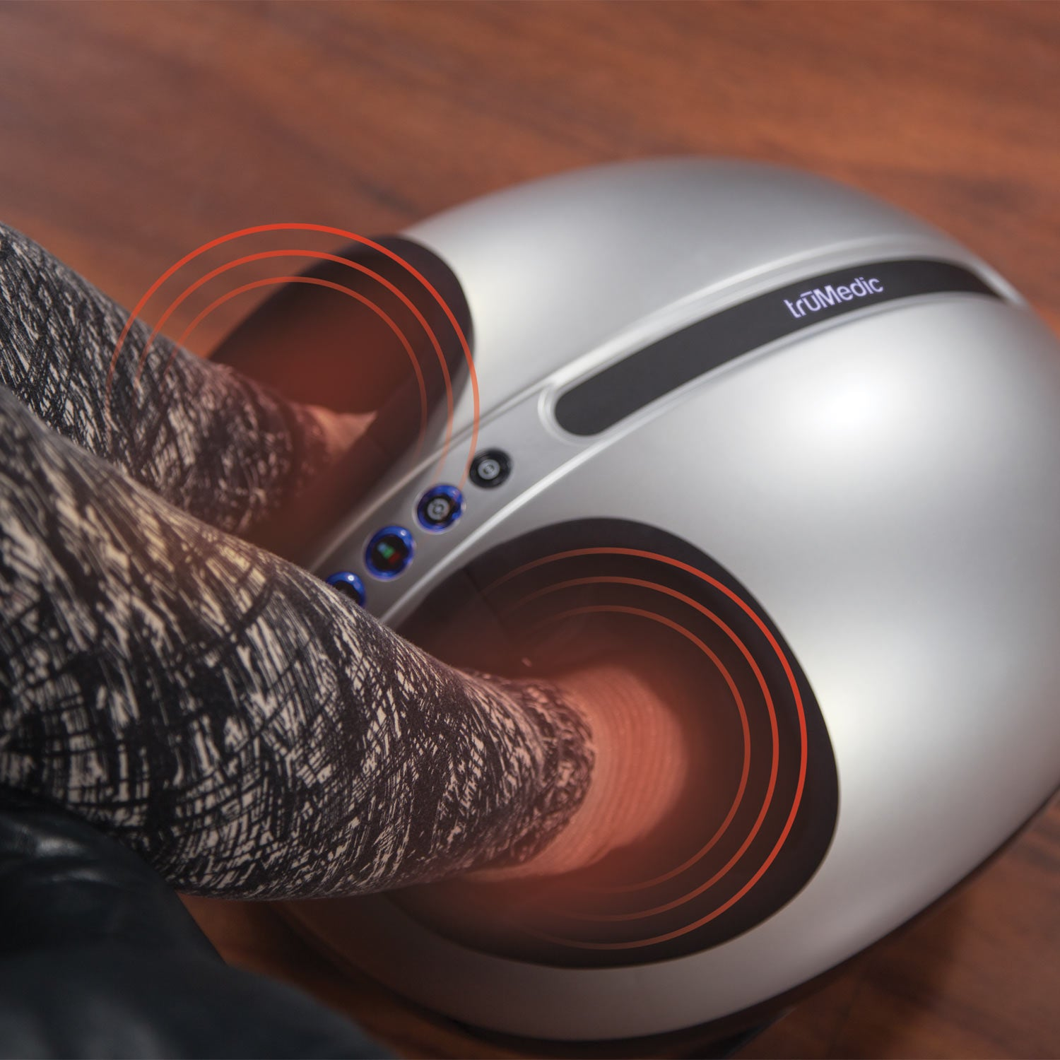 Foot Massager With Heat IS-4000
