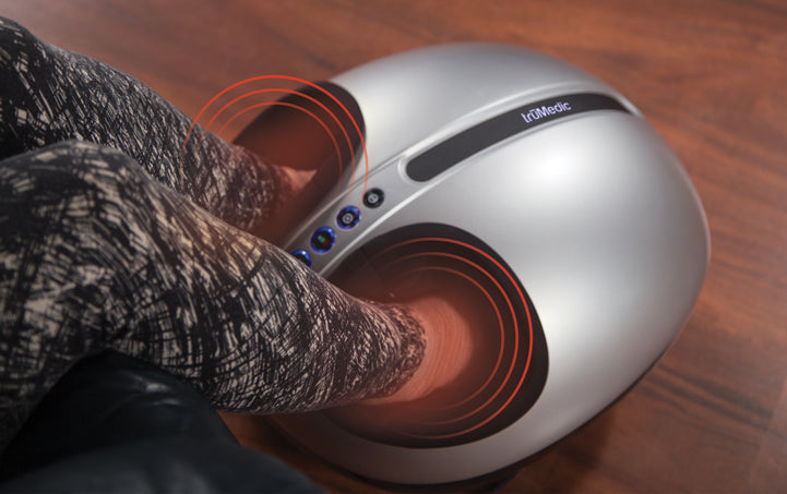 Recertified Foot Massager With Heat IS4000