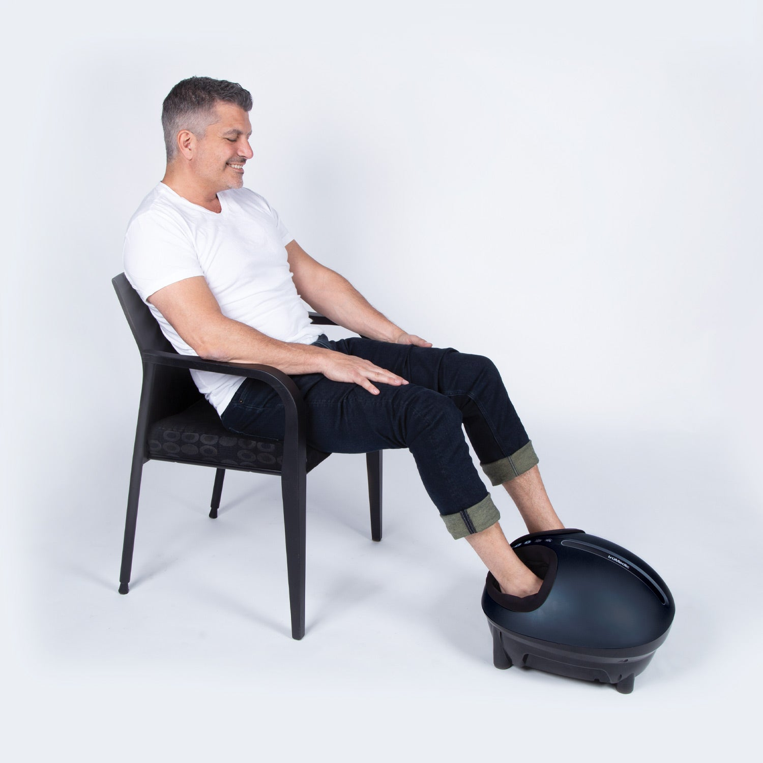 InstaShiatsu+ Vibration Foot Massager IS-4000PRO+
