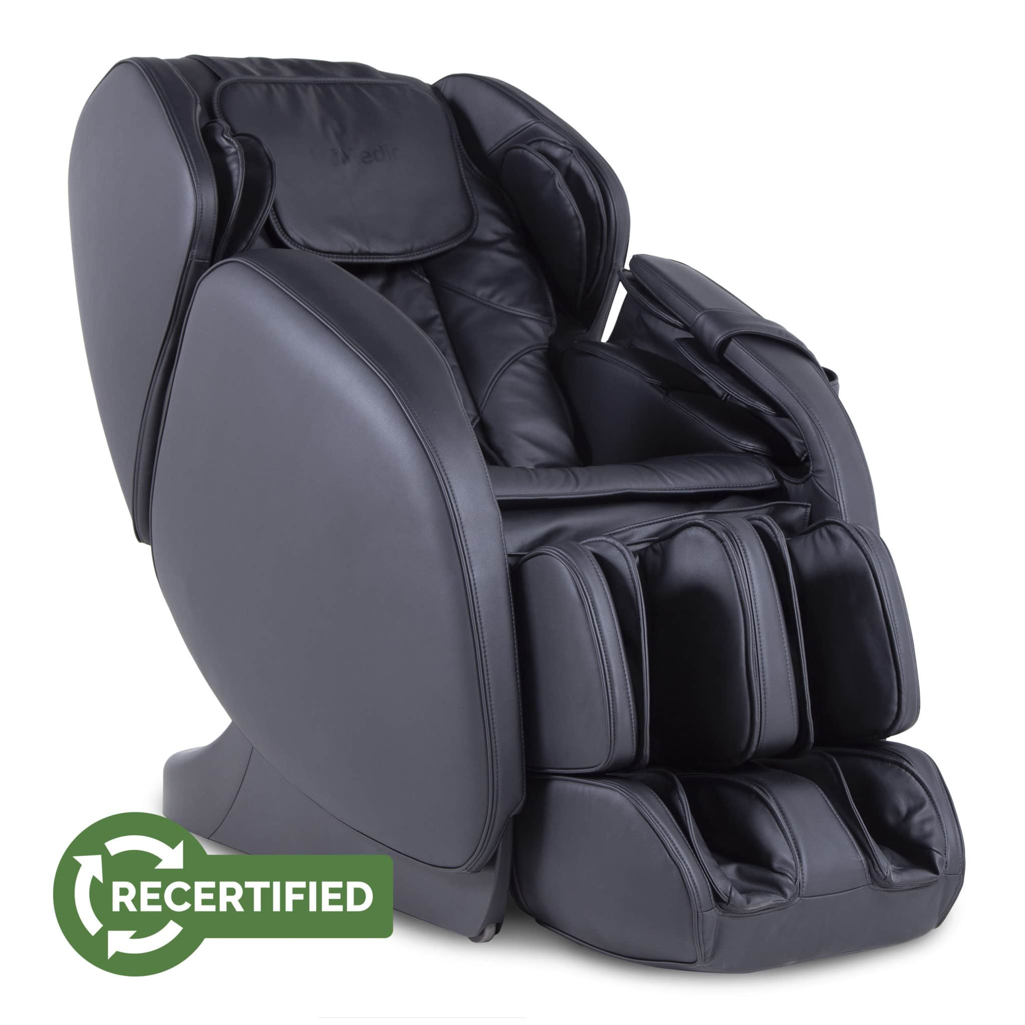Recertified InstaShiatsu+ Massage Chair MC-1500 - truMedic