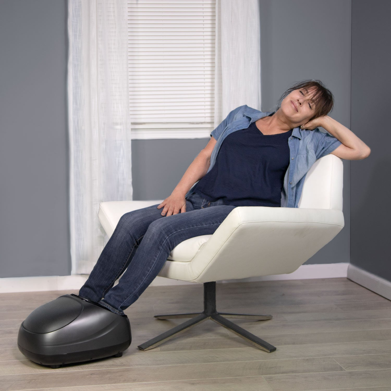 truShiatsu™PRO Foot Massager with Heat