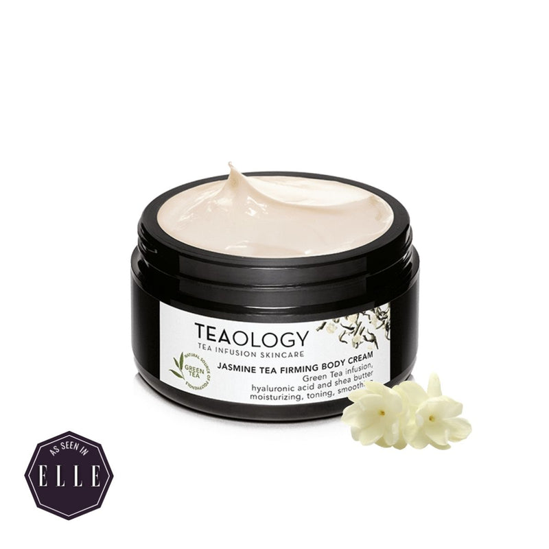 Jasmine Tea Firming Body Cream - Teaology Skincare USA