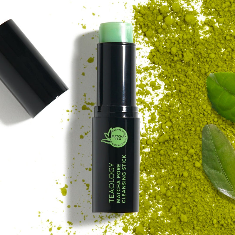 Matcha Pore Cleansing Stick - Teaology Skincare USA