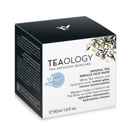 Imperial Tea Miracle Face Mask - Teaology Skincare USA