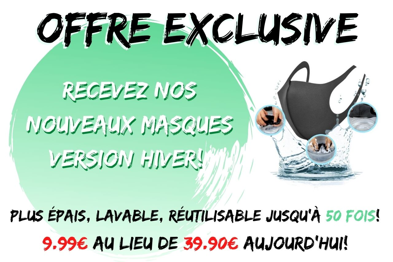offre masques