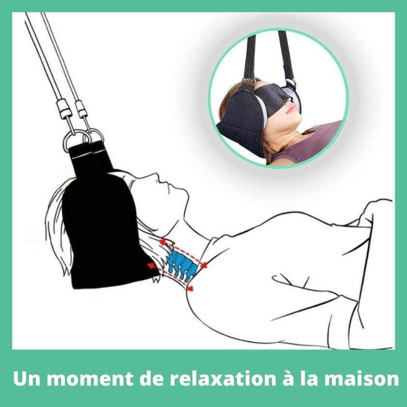 Hamac de relaxation cervicale - FIT PEAK™