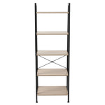 5 Tiers Industrial Ladder Shelf